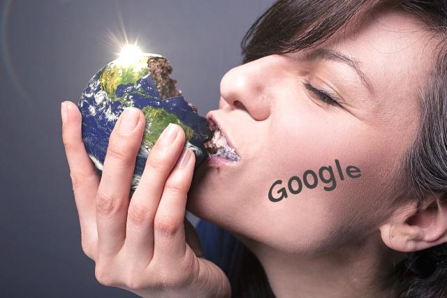 Googleと世界